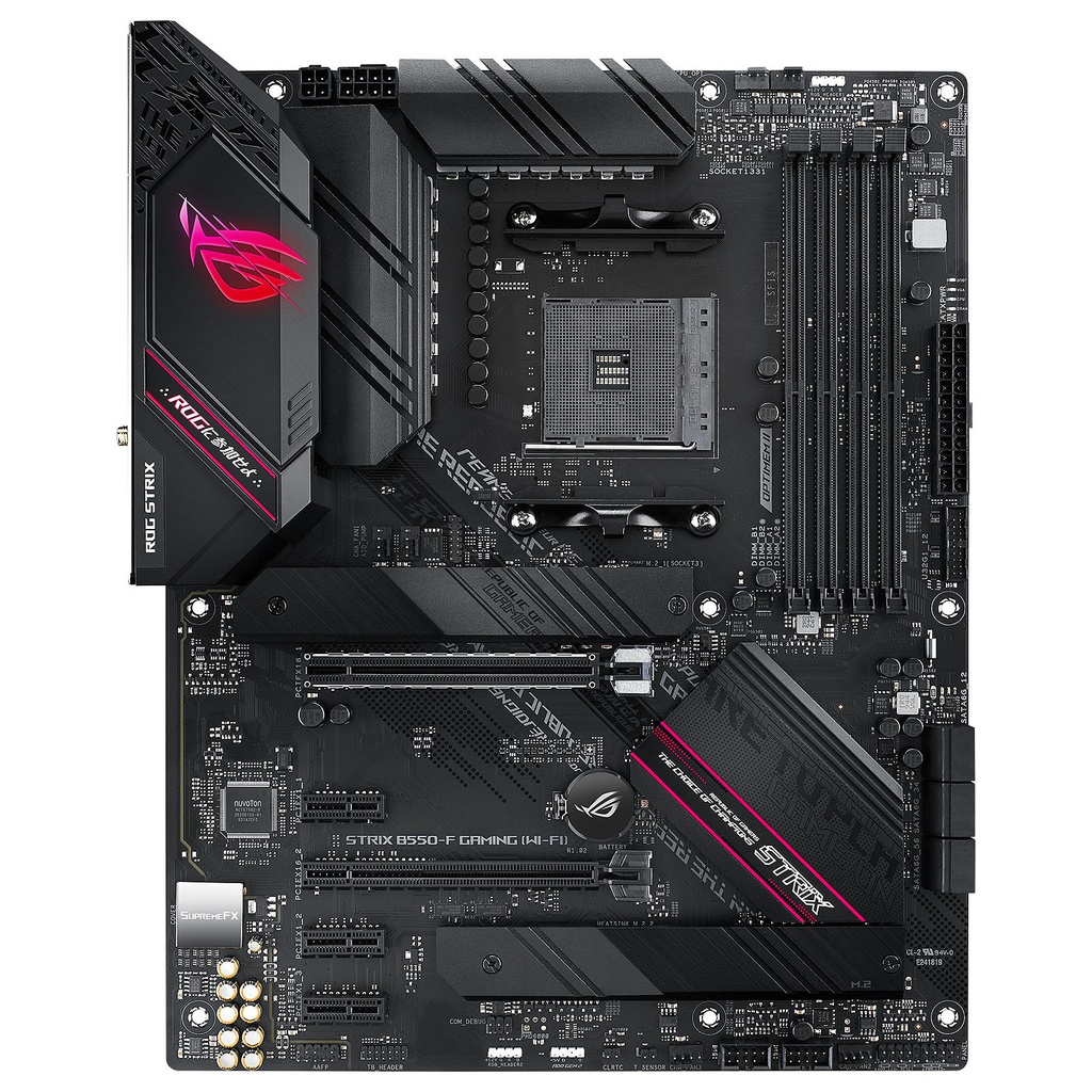 ASUS ROG STRIX B550-F GAMING (WI-FI) - Placa base - ATX
