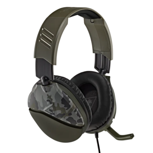 [INN03023] Auriculares Gamer Turtle Beach Recon 70 Verde Camo