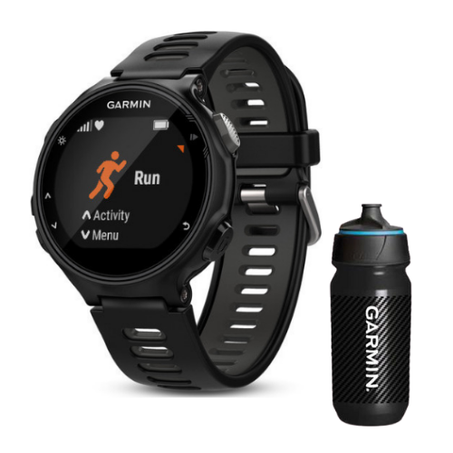[INN03412] Combo SmartWatch Garmin Forerunner 735XT + Botella Garmin Carbon 500 ML