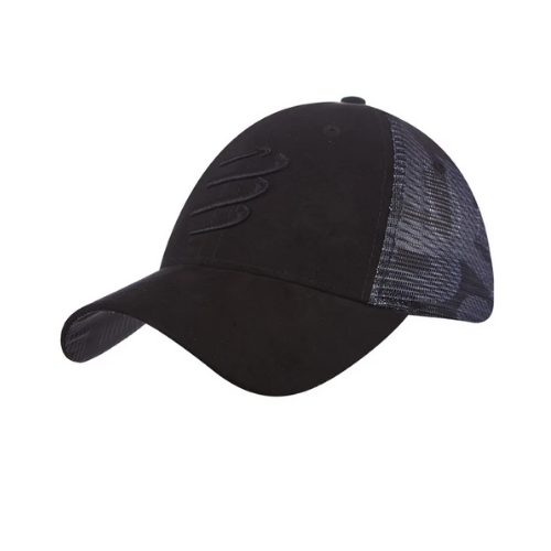 [INN03809] Gorra Compressport Trucker Black Edition
