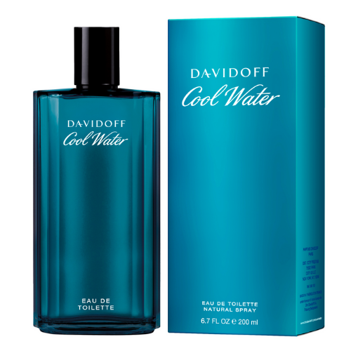 [INN04555] Colonia Davidoff Cool Water 200 ML Hombre