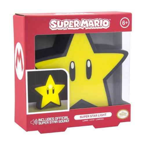 [INN05206] Lampara Super Star  SuperMario