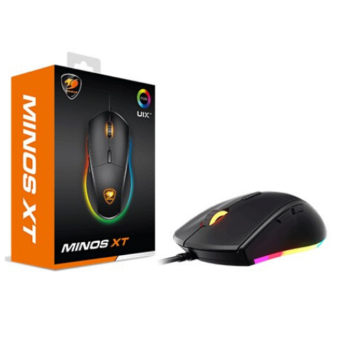 [INN0223] Mouse Gaming Cougar Minos XT