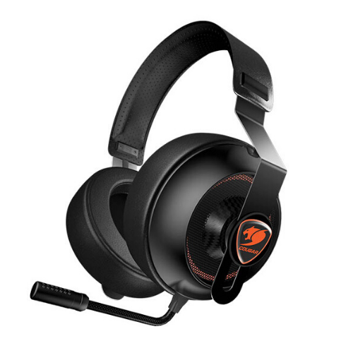 [INN0228] Headset Gaming Cougar Phontum Essential Black