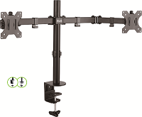 "[INT1652] Klip Xtreme - Monitor mounting kit - Double 13""-32"""