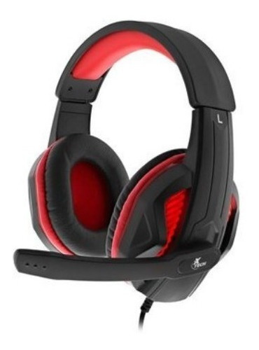 [INT3888] Audífonos Xtech Headset Wired