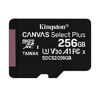 [INT4061] Kingston - Flash memory card - microSDHC