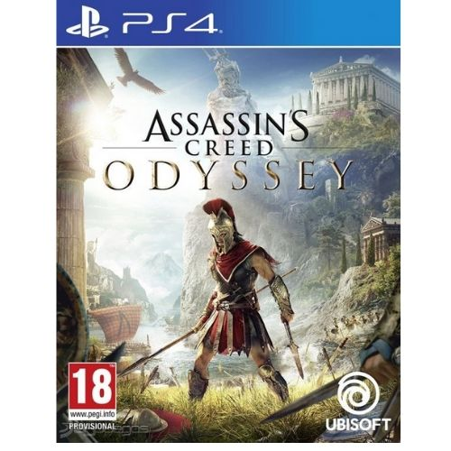 [INN0473] Juego Sony Assassins Creed Odyssey Ps4