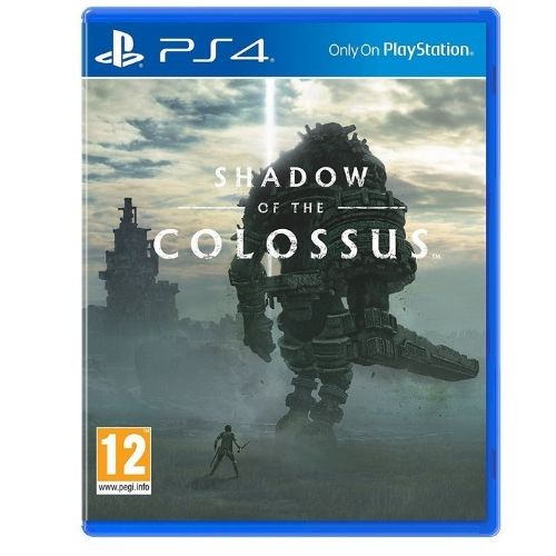 [INN0481] Juego Sony Shadow of the Colossus Playstation 4