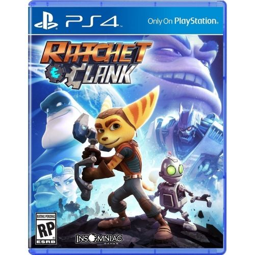 [INN0503] Juego Sony Ratchet & Clank PlayStation4