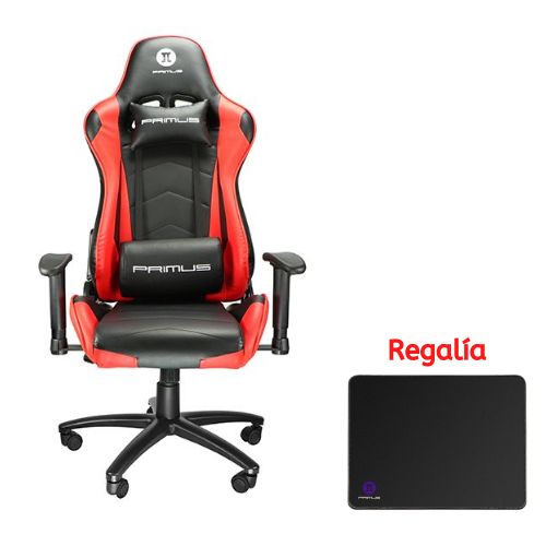 [INT4452] Silla Primus Gaming 100T PCH-102RD