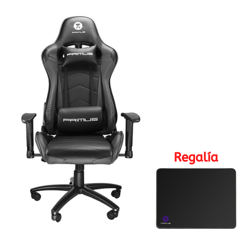 [INT4453] Silla Primus Gaming 100T PCH-102BK