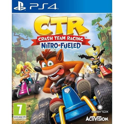 [INN0542] Juego Crash Team Racing Nitro-Fueled PS4