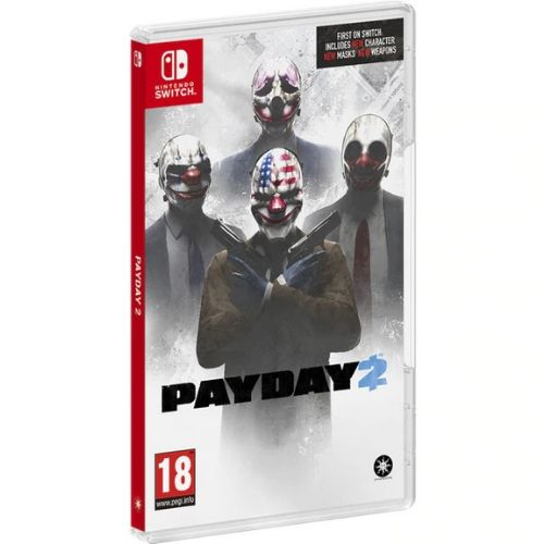[INN0554] Juego  Nintendo Switch PayDay 2