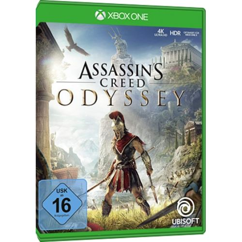 [INN0618] Juego Xbox One Assassins Creed Odyssey