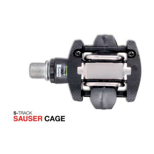 [INN01296] Plataforma Look para pedal Cages Sauser S-trac