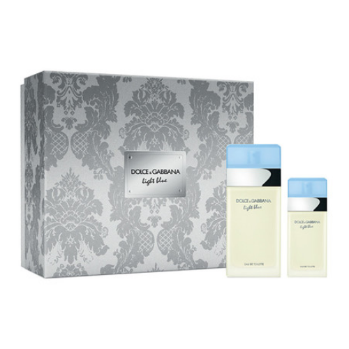 [INN01439] Estuche Dolce & Gabbana Light Blue P Mujer 100ML +25ML EDT
