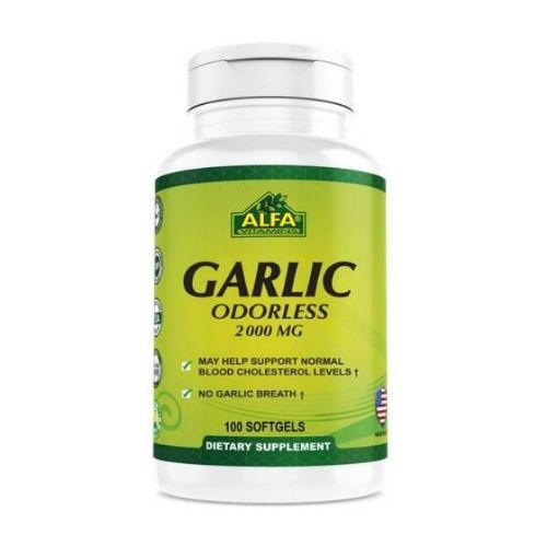 [INN0773] Garlic Odorless Alfa