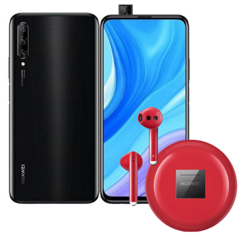 [INN01627] Combo Celular Huawei Y9 Prime + Auriculares Huawei FreeBuds 3 Inalámbricos